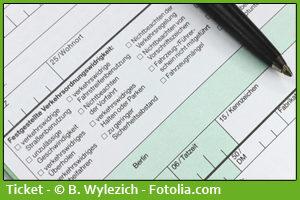 Erlöschen der Betriebserlaubnis – Ahndung – Punkte – Bußgeld