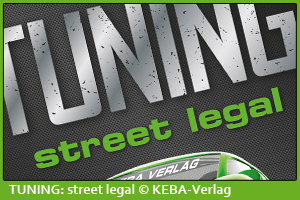TUNING: street legal