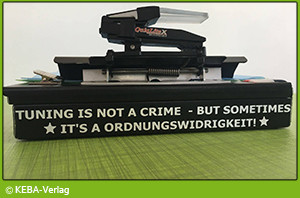 "DECAL – ""TUNING IS NOT A CRIME…"""
